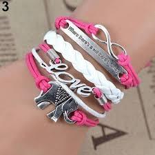 charm bracelet infinity images Elephant silver pendant infinity charm bracelet pluto99 jpeg