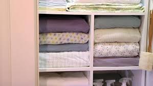 linen closet well organized linen closet video hgtv