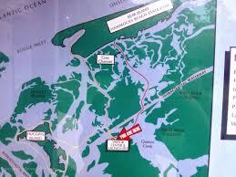 Island Beach State Park Map by Getting Lost Kayaking Hammocks Beach State Park Nc Everyone U0027s
