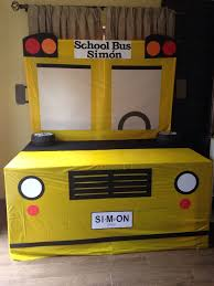 How To Bus Tables Best 25 Kids Party Bus Ideas On Pinterest Diy Party Bus