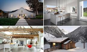 modern barn design 19 beautiful barn homes with contemporary style