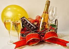 new year gift baskets new years 24k gold luxury gift baskets by styleshopusa comte