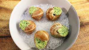 escargots snails in garlic butter how to cook snails youtube