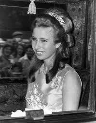 princess anne the royal order of sartorial splendor tiara thursday the meander tiara