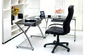 Ikea Glass Desk Glass Desk Office Ikea Glass Table Topper