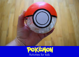 how to make a real life pokeball here come the girls