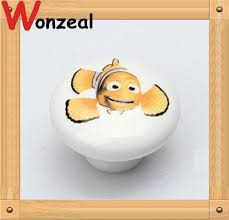 Kitchen Cabinet Knobs Ceramic Online Get Cheap Fish Cabinet Knob Aliexpress Com Alibaba Group
