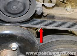 mercedes benz w203 poly v belt replacement 2001 2007 c230