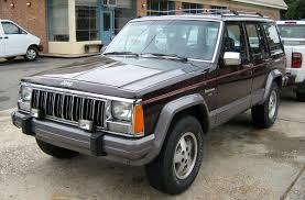 jeep cherokee jeep cherokee xj u2013 wikipédia a enciclopédia livre