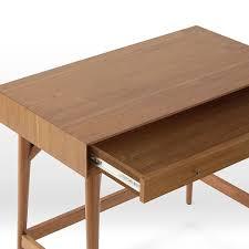 Mid Century Desk Mid Century Mini Desk U2013 Acorn West Elm