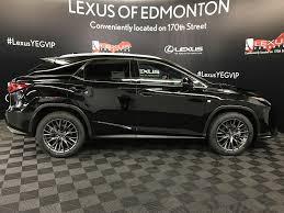 lexus sport 2017 black new 2017 lexus rx 350 4 door sport utility in edmonton ab l14073