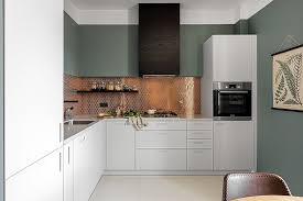 designer kitchen backsplash 20 copper backsplash ideas that add glitter and glam to your kitchen