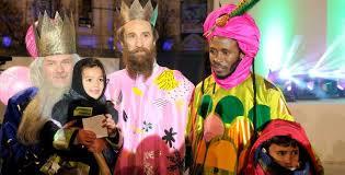 fotos reyes magos cabalgata madrid cabalgata de reyes en madrid especial navidad