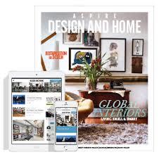 home interior magazines aspire design home magazine interior design estate