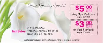 nailsalonprinting com specialize in printing for nail salon
