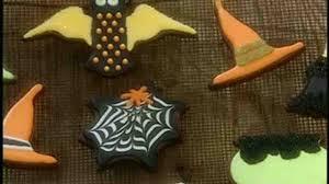 Sugar Halloween Cookies Video Chocolate Sugar Halloween Cookies Martha Stewart