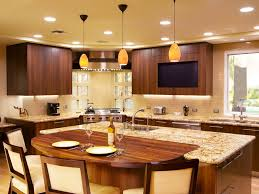 Kitchen Island With Table Seating 20 Kitchen Island With Seating Ideas Home Dreamy