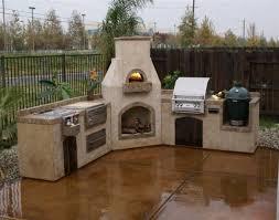 Outdoor Kitchen Pizza Oven Design Amazing Kitchens The Brilliant Outdoor Kitchen With Pizza Oven