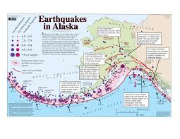 Southeast Alaska Map 1964 Great Alaska Earthquake Before And After Photos Jay Patton