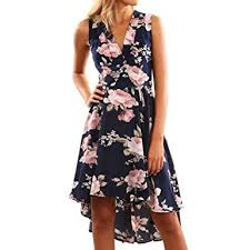 party dresses uk daylin women summer shoulder floral mini dress