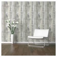 color reclaimed wood peel stick wallpaper mirage target