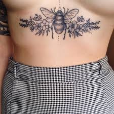 tattoo placement on stomach mighty bee tattoo design http www tattooideas1 org placement