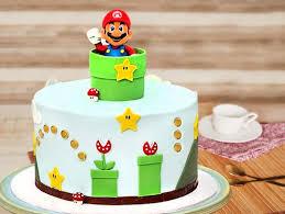 mario cake mario fondant cake mario magic cake bakingo
