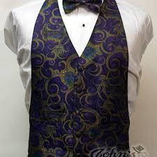 mardi gras vest mardi gras dot vest and bow tie rental mardi gras rental