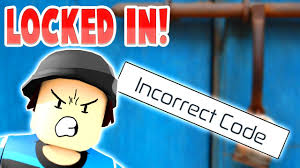 Locked In Room Games - boss has locked us in escape room 2 roblox game youtube