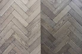New PreOiled Aged Parquet - Antique oak engineered flooring