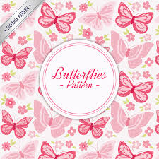 beautiful pattern 10 pink floral patterns photoshop patterns freecreatives