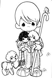 photo gallery precious moments nativity coloring pages