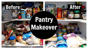 pantry makeover pantry organization ideas 2016