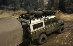 land rover series 3 land rover series iii v1 0 spintires mudrunner mod