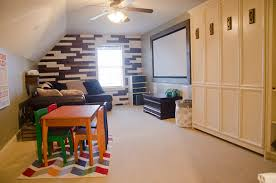 Murphy Bed Guest Room Home Tour Our Bonus Room Guest Room Theater Room And Playroom