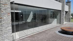 frameless glass patio doors frameless sliding stacking system frameless glass patio doors