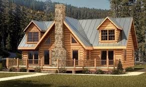 log home plans cottage house plans