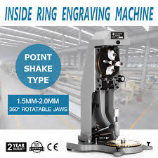 Jewelry Engraving Machine Inside Ring Engraver Ebay