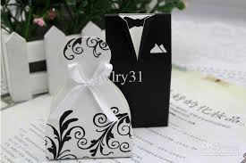 wedding candy boxes wholesale wedding favor boxes gift paper bags candy boxes bridal gown dress