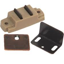 Magnetic Cabinet Latches Magnetic Catch With Flat And Right Angle Plates Rv Designer H210