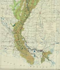 Map Of Louisiana Cities by Mapping A Map The Evolution Of U201cunfathomable City U201d Nolavie