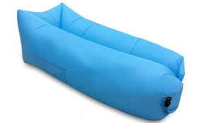 15 off on fast inflatable air lounge h groupon goods