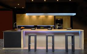 mod鑞e de cuisine am駻icaine exceptional cuisine ouverte avec ilot central 18 tendances