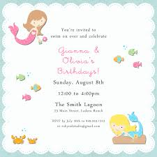 contemporary swimming party invitations templates free features