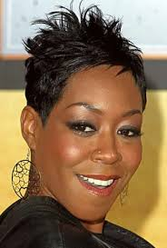 cute short hairstyles for black women over 40 cute short