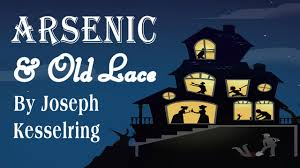 Seeking You Lost Wings In The Wings Arsenic And Lace The Players Of Hatboro