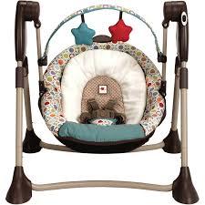 twister dot 3 graco swing by me portable baby swing twister walmart com