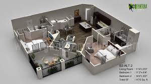 3d floor plan design yantramstudio u0027s portfolio on archcase