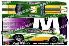 custom race car renderings vinyl race car wraps