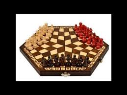 buy chess set the three player chess set very nice gift idea buy it now youtube
